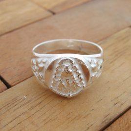anillo de la virgen del rocio