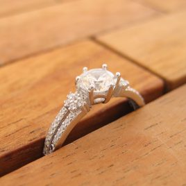 anillo-solitario-circonita-plata-doble