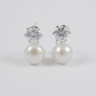 pendientes-tu y yo- perlas- omega