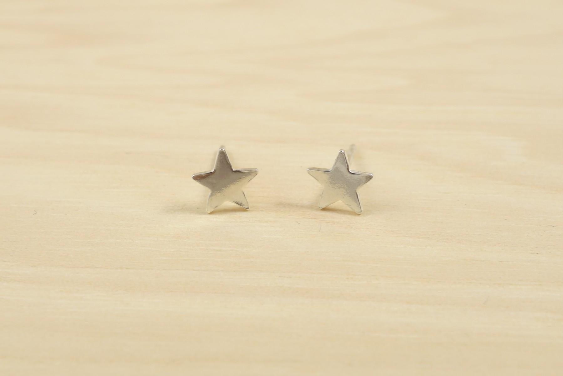 pendientes-estrella-plata
